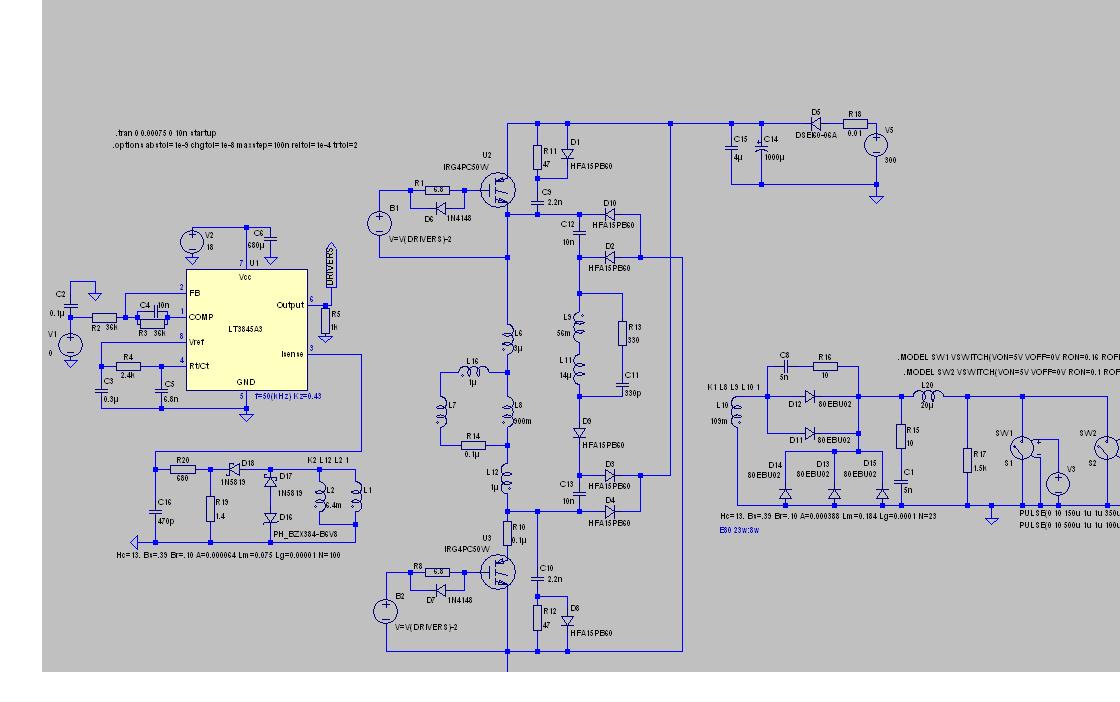 ka7552 схема включения